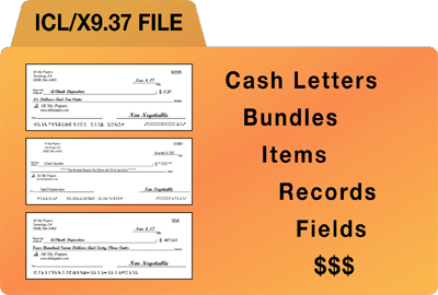 Working with Image Cash Letter Files – All My Papers